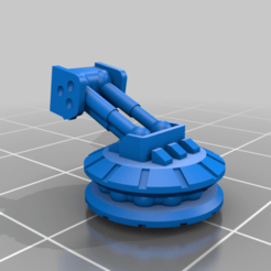 Antigrav_gerade_2.png Download free STL file Antigrav Pods Diecast • Object to 3D print, Meubie