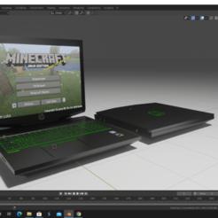 Télécharger plan imprimante 3D gatuit hp pavilion gaming laptop 15-cx0001, nefM24
