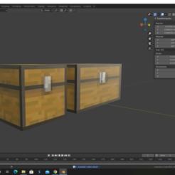 Télécharger fichier impression 3D gratuit Boîtes Minecraft, nefM24
