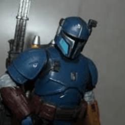 Télécharger modèle 3D Cosplay Star Wars - Armure d'infanterie lourde mandalorienne, propsandcosplay