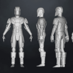 Télécharger fichier impression 3D Cosplay Armor - Sith Trooper - Fichier d'impression 3D - Star Wars Old Republic, propsandcosplay