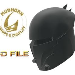 Télécharger fichier STL Star Wars Cosplay - Casque mandalorien - Rholan Dyre, propsandcosplay