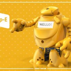 Download free 3D model Chip-E Seudo Design, seudodesign