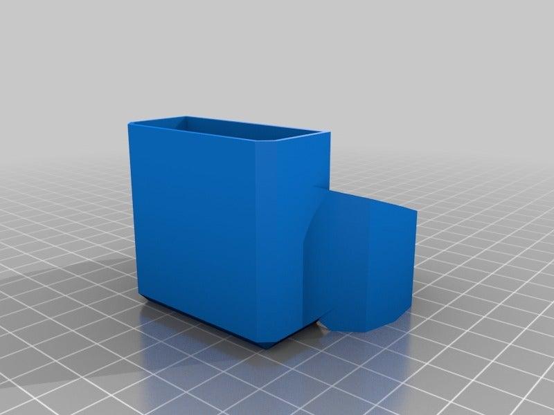 5463b884730ed13a69ec36090833d86f.png Download free STL file Timesquare Watch Remix • 3D print model, seudodesign