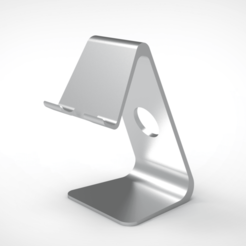 untitled.23.png Download STL file MINIMALIST IPHONE STAND (iMac design ) • 3D printer model, Neuhaus