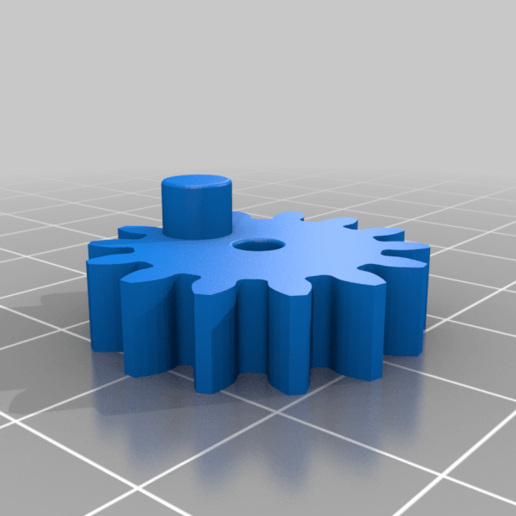 gear_M15x14.png Download free STL file party parrot automata • 3D printable design, melonshu