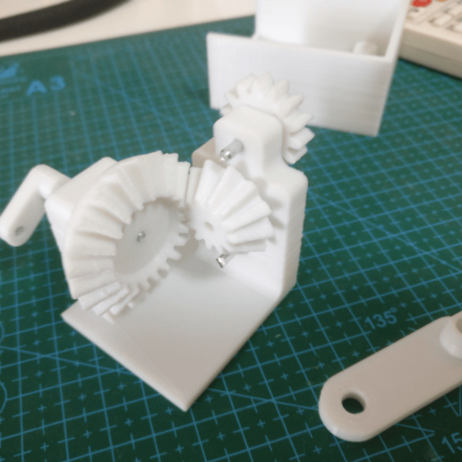 4.png Download free STL file party parrot automata • 3D printable design, melonshu