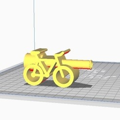 Download 3D printing files BIKE MOUTH, christian_marin1991