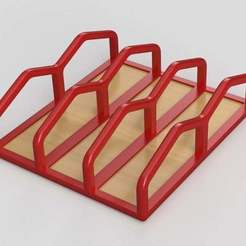 Download free 3D printing designs Tray support, imakina