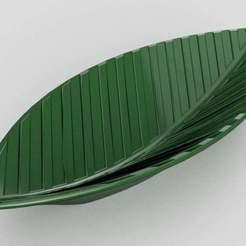 Download free 3D printing templates Leaf holder, imakina