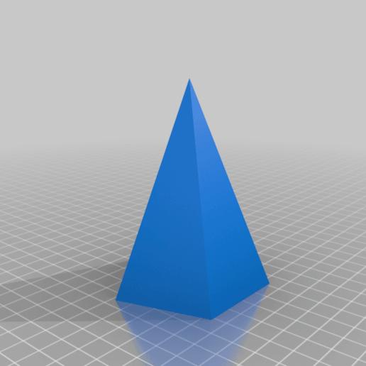 Star_borders_up.png Download free STL file Christmas star easy print • 3D printer template, imakina