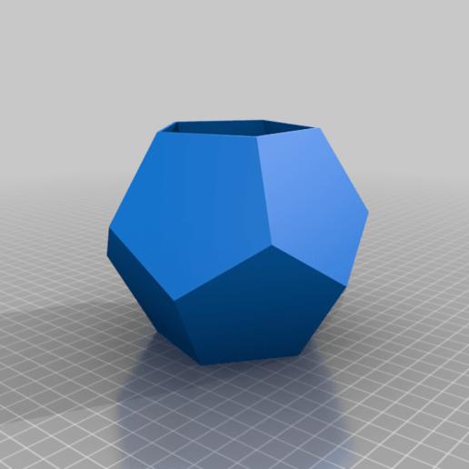 Star_center.png Download free STL file Christmas star easy print • 3D printer template, imakina
