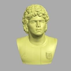 D_NQ_NP_835974-MLA32601040666_102019-O.jpg Download free STL file Maradona • 3D printable model, imbackleesin