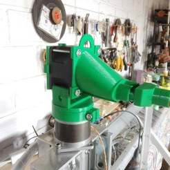 Télécharger fichier STL gratuit Ventilateur pour buse d'assistance pneumatique laser • Design imprimable en 3D, mbernalcu