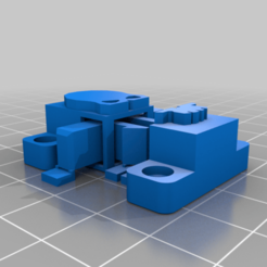 Download free 3D print files Personalized chest lock, mbernalcu