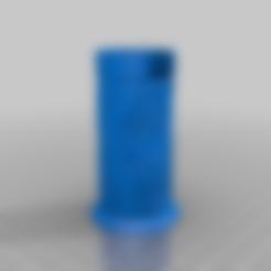 FundaSoplete.stl Download free STL file Mini torch sheath • 3D printing model, mbernalcu