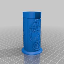 Download free 3D printer files Mini torch sheath, mbernalcu