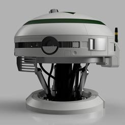 carlz l3-37 2.JPEG Download STL file L3-37 Star Wars Robot • 3D print object, mother74