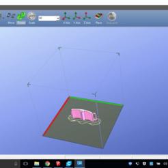 Download free 3D print files Renault Scenic 2 / Sunshade Renault Scenic curtain handle, AlbertoEr6n
