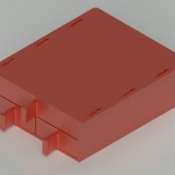 Descargar diseños 3D gratis Caja de herramientas Ender 3 Pro, TridiStudium