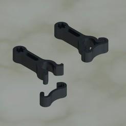 Resim 1.jpeg Download free STL file Printer Cable Holder • 3D printer model, TridiStudium