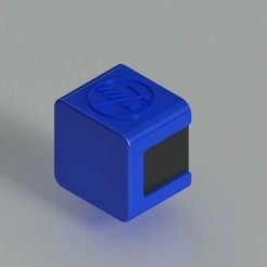 Download free 3D model Ender 3 X Axis Bearing and Switch Cover, TridiStudium