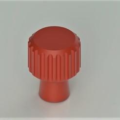 Descargar archivos STL gratis Botón del extrusor Ender 3 Pro, TridiStudium