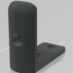cabasse XO 2.PNG Download STL file Cabasse xo Speaker Stand (5.1 wall-mounted square satellite speaker) • Object to 3D print, kevincholley