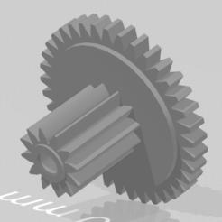 engrenage pompe a chlore 2.PNG Télécharger fichier STL engrenage concentrique moteur Meteor 956 s pompe peristaltique pooleasy avady • Plan pour imprimante 3D, kevincholley