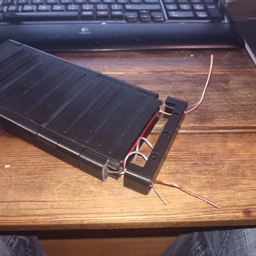 IMG_20200324_192015_2.jpg Télécharger fichier STL batterie modPAK 18650 • Modèle pour impression 3D, diablack
