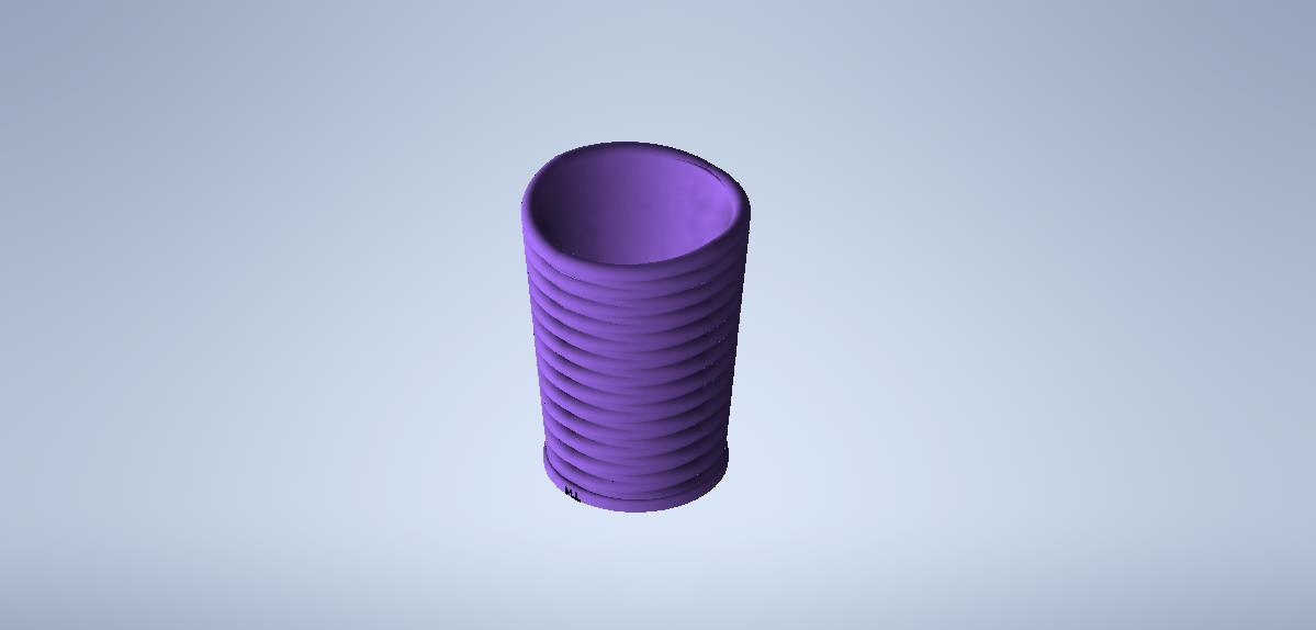 basomorau.jpg Download free STL file pencil cup • 3D print object, MLL