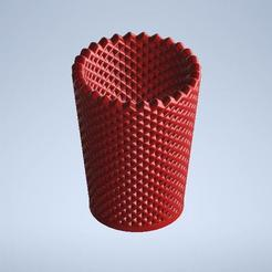 Download free 3D printing files cup-pencil holder, MLL