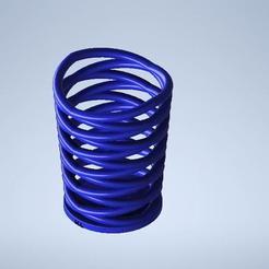 Download free STL file penholder • 3D printer model, MLL