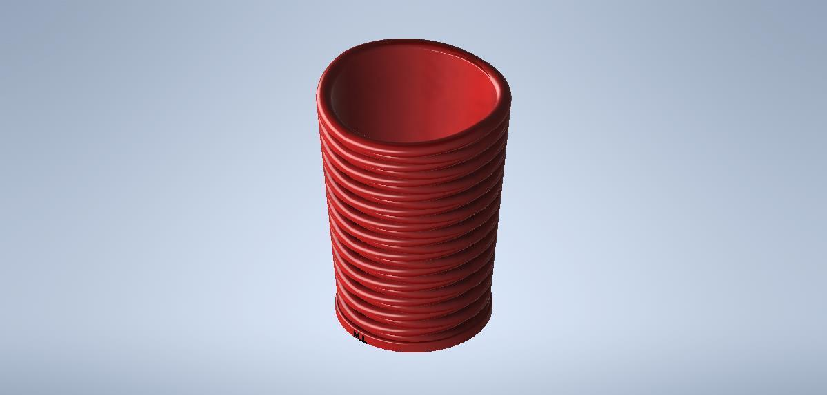 basohtr.jpg Download free STL file pencil cup • 3D print object, MLL