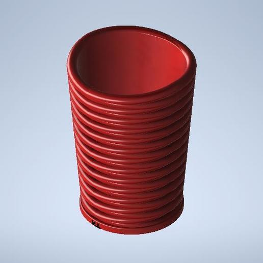 Download free STL pencil cup, MLL