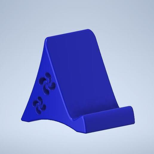 Download free STL file mobile support • 3D printer model, MLL