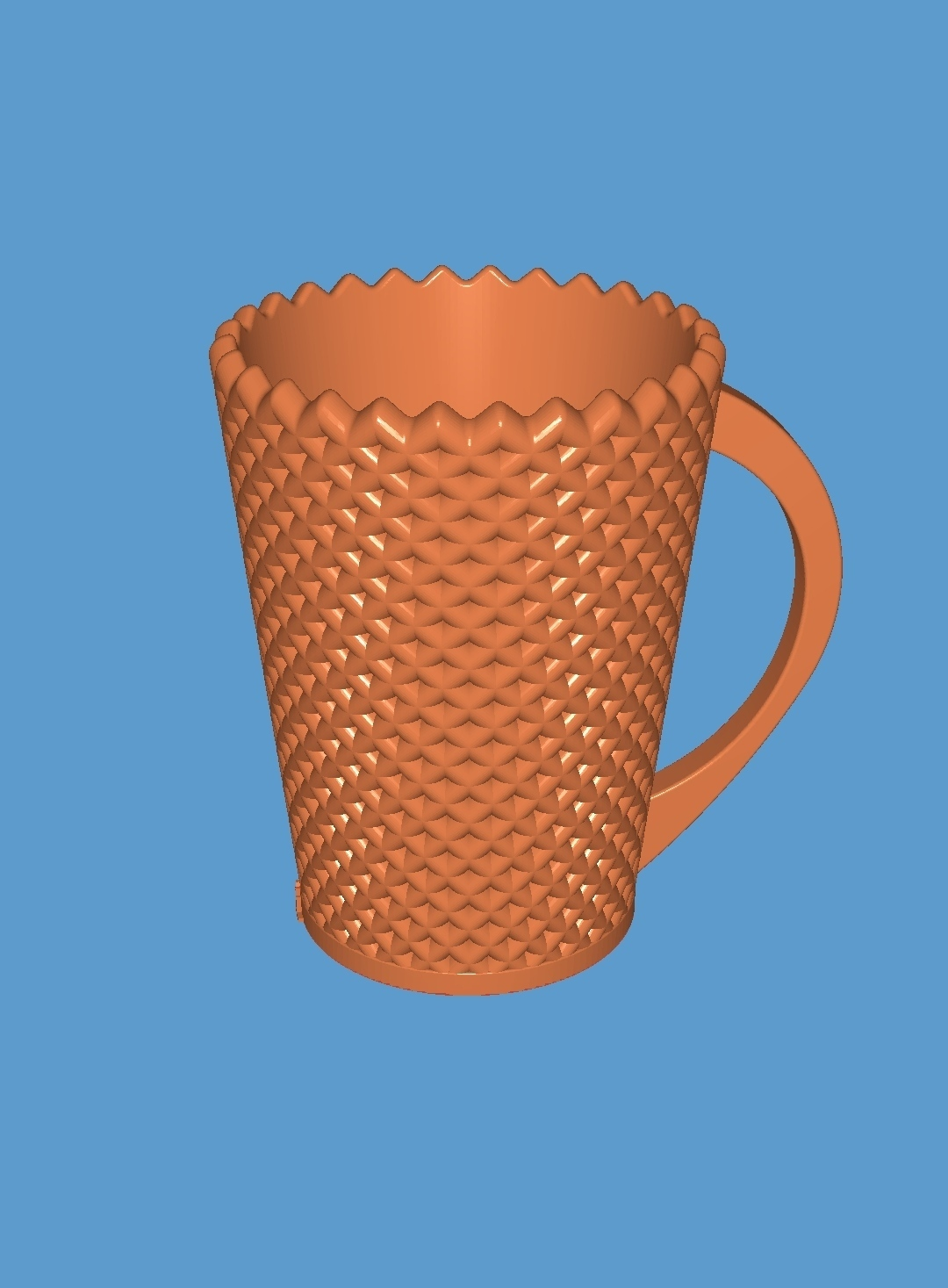 IMG_20200705_155657.jpg Download free STL file CUP • 3D printing template, MLL
