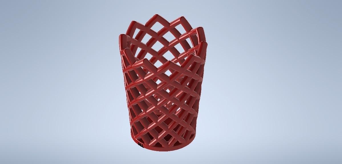 lapicero2ht.jpg Télécharger fichier STL gratuit porte-crayon • Modèle à imprimer en 3D, MLL