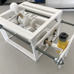 1.jpg Télécharger fichier STL Transmisión • Objet imprimable en 3D, baja3dprint