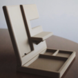 Download 3D printer templates Dock station, baja3dprint