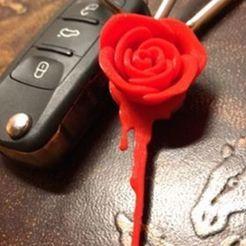 Télécharger fichier STL Rose • Plan pour imprimante 3D, baja3dprint