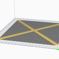 Descargar archivo 3D gratis Nivelación de la cama X, jonesjohn2