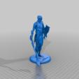 Download free 3D printing models Warframe - Baruuk, mxschmr435
