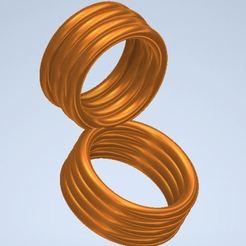 Download 3D printer model Multiple Ring, gaetp6511
