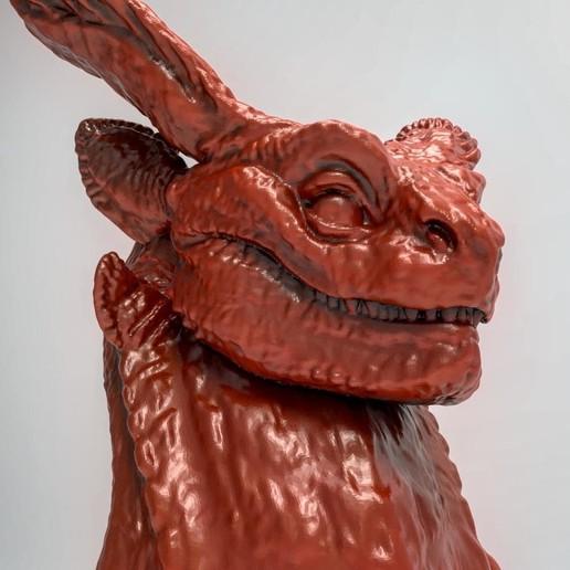 3.jpg Download free STL file Skyscale Dragon | Guild Wars 2 • 3D printing model, alexndefo