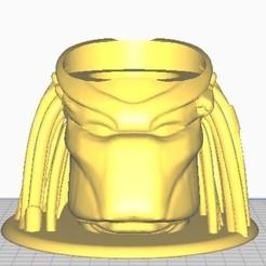 Image11.jpg Télécharger fichier STL PRÉDATEUR MAT AVEC MASQUE • Modèle pour impression 3D, christopher_rambo22