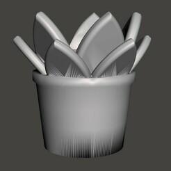 Sin título 10.jpg Download STL file OPEN GOURD • 3D printable model, christopher_rambo22