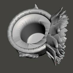 Sin título 29.jpg Download STL file GIRASOL MATT • 3D printer template, christopher_rambo22