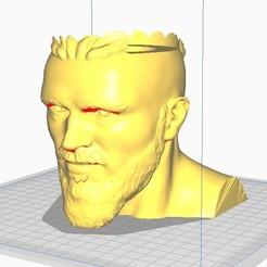 RAG.jpg Download STL file MATE RAGNAR LODBROK • 3D printing design, christopher_rambo22