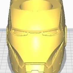 1.jpg Download STL file IROMAN MK 7 MATT • 3D printing design, christopher_rambo22